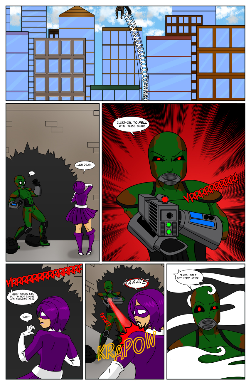Iron Violet Issue 1: Page 8